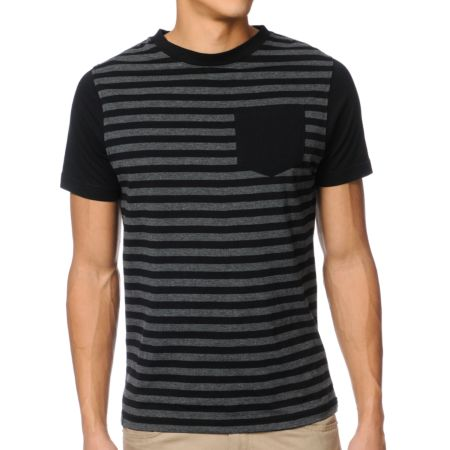 Empyre Smoke & Mirrors Black Tee Shirt