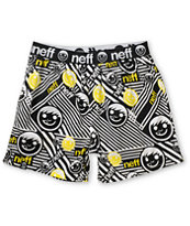 Neff Sucker Cuts Yellow Boxers