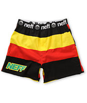 Neff Rad Rasta Yellow, Red & Black Boxers