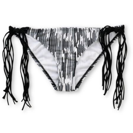 Damsel Sugar High Fringe Side Tie Bikini Bottom