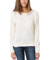 Empyre Girls Amelia Cream White Lace Top