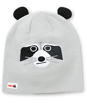 Elm Wildlife Raccoon Beanie