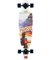 Mercer Levity 41 Drop Through Longboard Complete