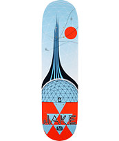 Alien Workshop Johnson Debut 8.5 Skateboard Deck