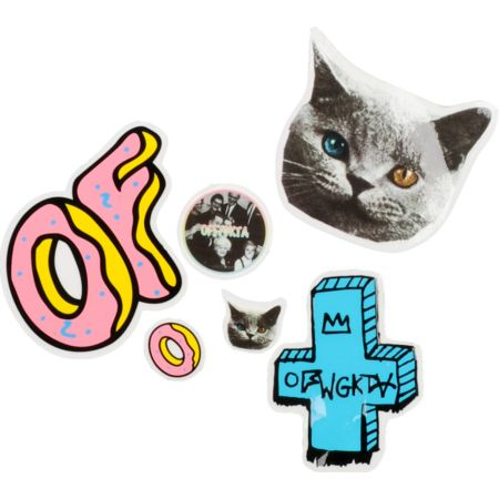 Odd Future Sticker Pack
