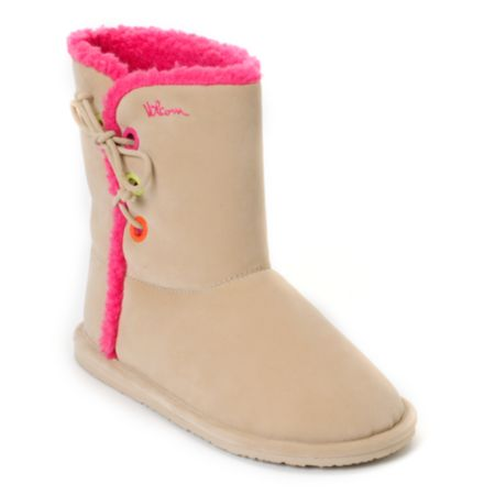Volcom Girls In Love Tan Boot