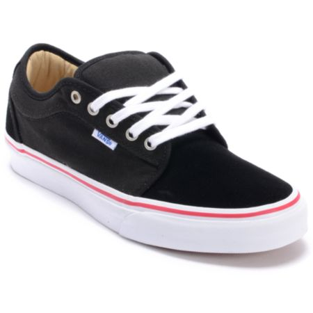 Vans Chukka Low Cruise Lose Black Skate Shoe