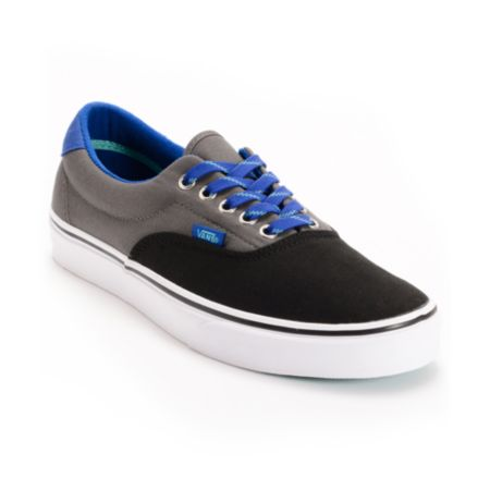 Vans Era 3-Tone Black & Pewter Shoe