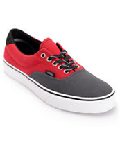 Vans Era 3-Tone Shadow & Chili Canvas Shoe