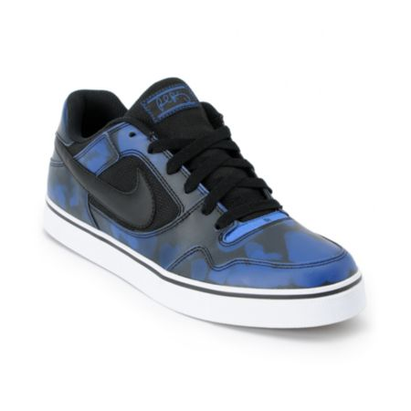 Nike SB P Rod 2.5 Thermohype Black & Blue Skate Shoe
