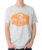 Spacecraft MFG Grey Tee Shirt