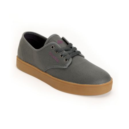 Emerica Laced Graphite Canvas Shoe