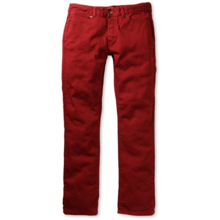 KR3W Red K Slim Jeans
