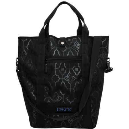 Dakine Kelsey Carpri Black Tote Bag
