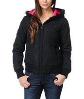 Metal Mulisha Girls Luscious Black Jacket