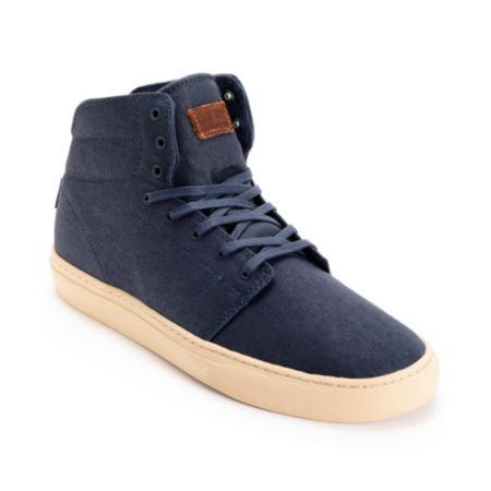 Vans OTW Alcon Oiled Blues Mid Top Shoe