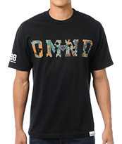 Diamond Supply Diamond Camo Black Tee Shirt