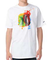 Hurley Tints White Tee Shirt