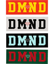 Diamond Supply DMND Vinyl Sticker