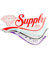 Diamond Supply Diamondaire Vinyl Sticker