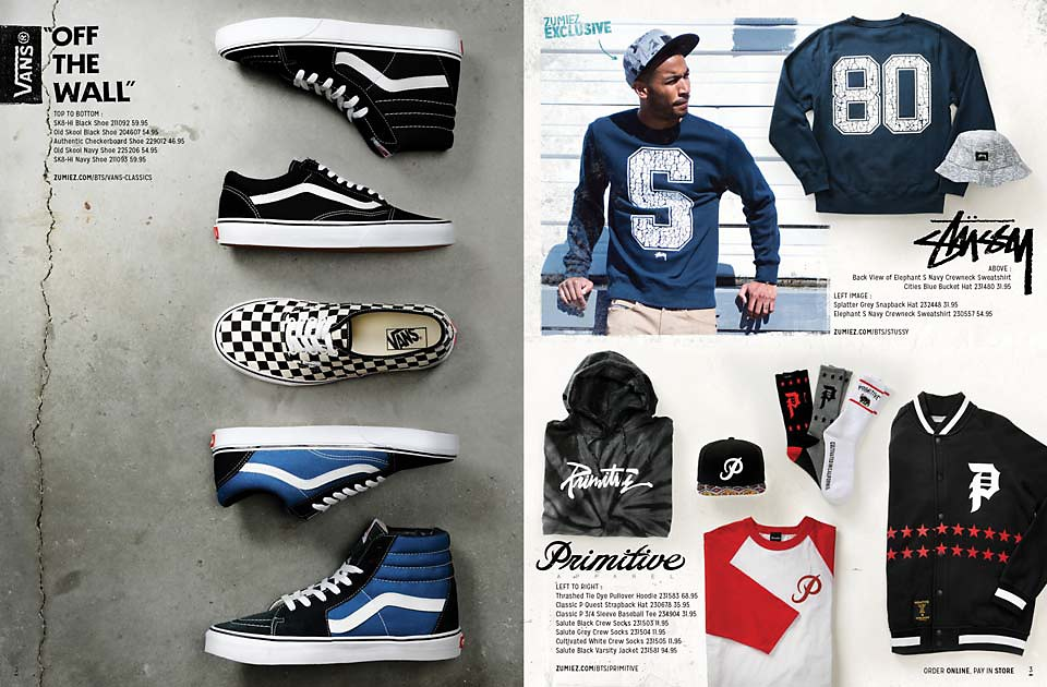 Back To School 2014 Catalog Page 2 & 3