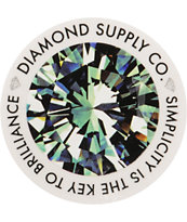 Diamond Supply Simplicity Vinyl Sticker