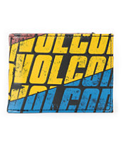 Volcom Boulder Multicolored Bifold Wallet