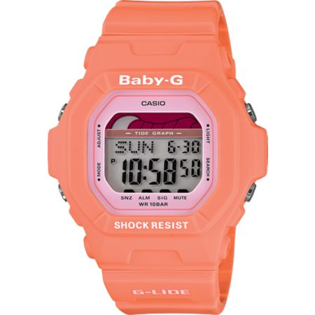 G-Shock Baby G BLX5600-4 LTD Orange Watch