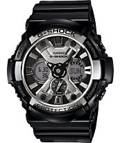 G-Shock GA200BW-1A X-Large Black Watch