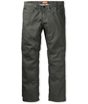 Matix MJ Tri-Blend Dark Green Slim Jeans