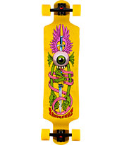 Santa Cruz Flying Eye 40 Drop Down Longboard Complete