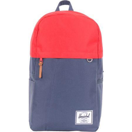 Herschel Supply Varsity Navy & Red Backpack