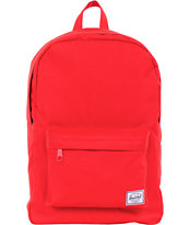Herschel Supply Classic Red Backpack