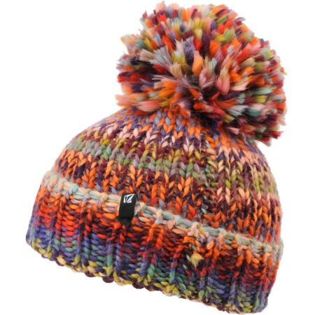 Volcom Girls Dont Think Twice Rainbow Beanie