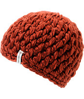 Krochet Kids Betty Red Beanie