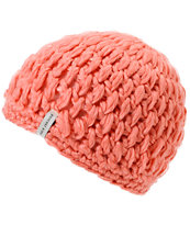Krochet Kids Betty Orange Beanie