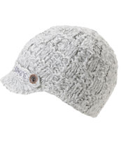Dakine Girls Audrey Visor Natural Beanie