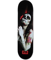 Superior Sugar Rosa 8.1 Skateboard Deck
