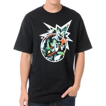Hundreds Bomb Logo http://www.zumiez.com/the-hundreds-x-diamond-supply-adam-bomb-black-logo-tee-shirt.html