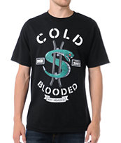 DGK Cold Blooded Black Tee Shirt