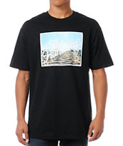 The Hundreds Title Scene Black Tee Shirt