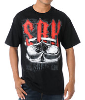 SRH Sharp Black Tee Shirt