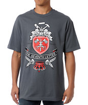 The Seventh Letter Royalty Charcoal Tee Shirt