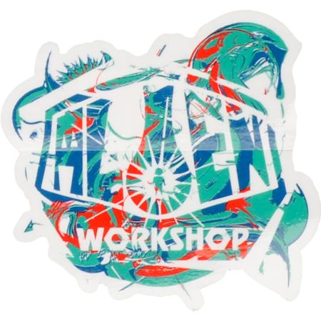 Alien Workshop OG Amazing Sticker