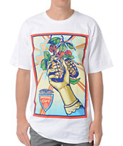 Obey Imperial Glory White Tee Shirt