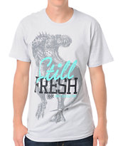 A-Lab Still Fresh Grey Tee Shirt