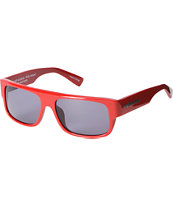 The Hundreds Valens Red Sunglasses