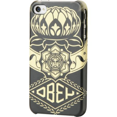 Obey x Incase Lotus Ornament iPhone Case