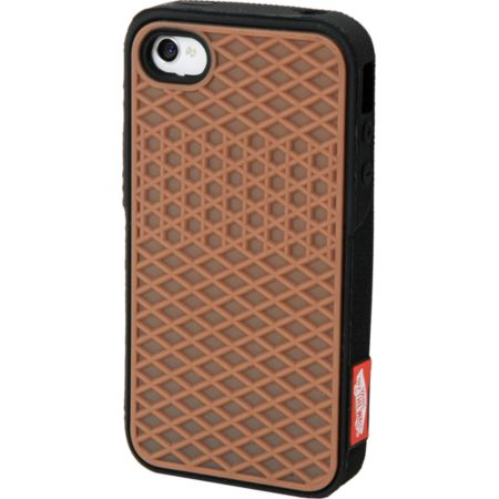 Vans Black Iphone 4 Case