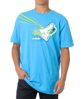 Fox Spillage Aqua Tee Shirt